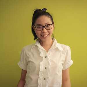 A photo of Fanny Chien